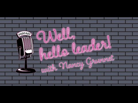 Well, Hello Leader! Association for Talent Development & Leading Volunteers with Jessica Cabrera