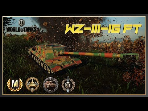 World of Tanks // WZ-111-1G FT // Ace Tanker // Devastator // Xbox One
