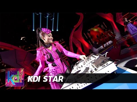 "DJ Lady Line - Siti Badriah "" Brondong Tua "" KDI Star (11/7)"