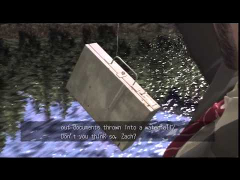 68 Deadly Premonition The Directors Cut HD PS3 (Ch 17 - New Raincoat Killer) Fishing