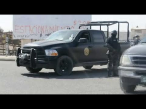 Asesinan a 3 en Matamoros