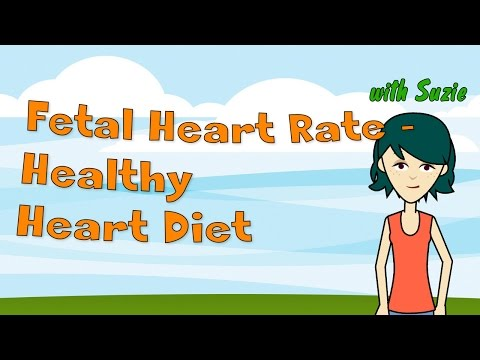 Fetal Heart Rate - Healthy Heart Diet