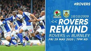 RoversRewind Rovers vs Burnley 18102009