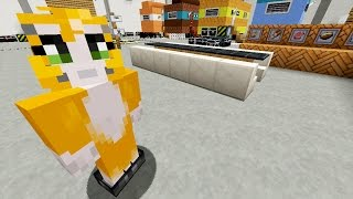 Minecraft Xbox - Jousting (Take 1)