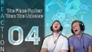 SOS Bros React - A Place Further Than The Universe Episode 4 - Training Arc!!!