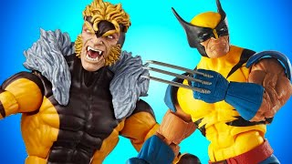 X-Men Figures Haven't Been This Cool Since The 90s - Up At Noon Live!