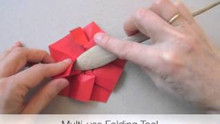 Multi-use Bamboo Folder For Origami And Book Making