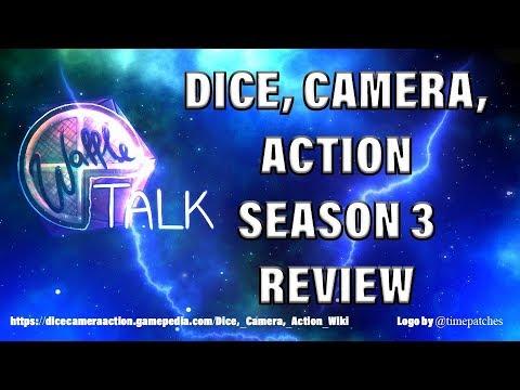 Waffle Talk: Dice Camera Action Season 3 Review