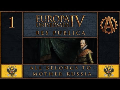 Europa Universalis IV All Belongs to Mother Russia 1