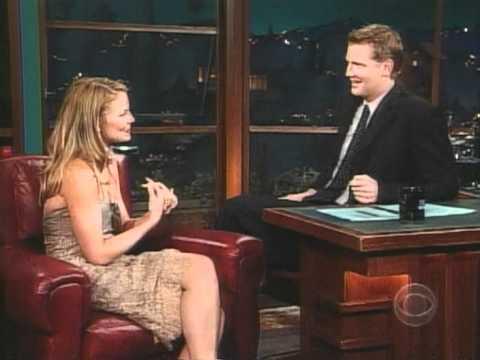 Jennifer Morrison - Craig Kilborn - August 18th, 2003 revised