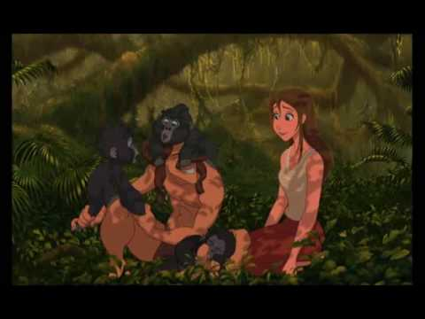 Tarzan And Jane- I Wrote You A Love Song video