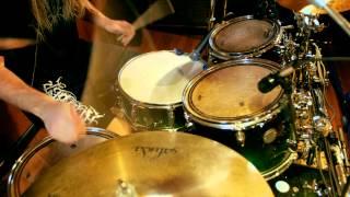 VALE OF PNATH Gabe Seeber - Mental Crucifixion (Drum-Cam)