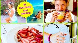 Download Best Tips for Being Healthier & Happier! 3Gp Mp4