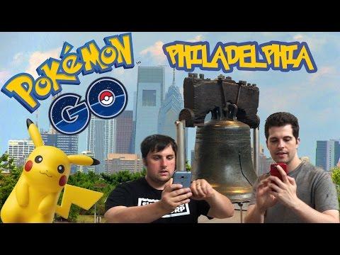 Pokemon Go - Episode 2: Philadelphia - Talk About Games