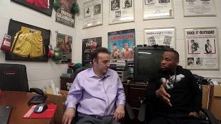 Interview with The Contender champion Brandon Adams