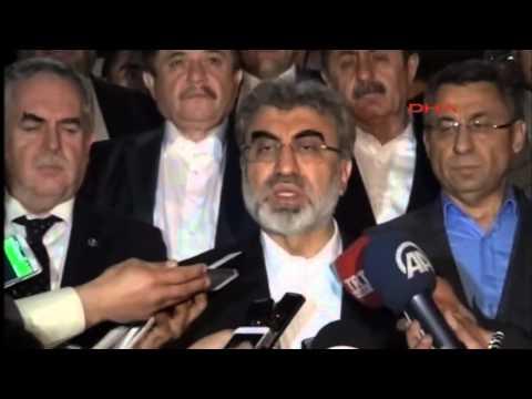 TURKEY MINE EXPLOSION   Turkey mine death toll at 282 says energy minister