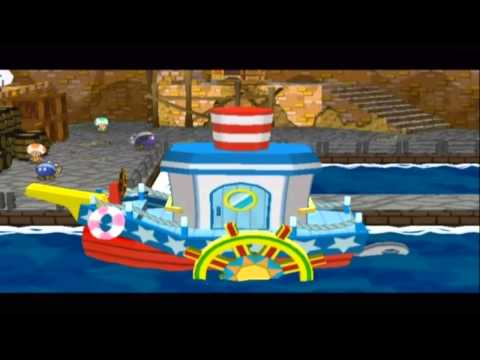 Paper Mario 2 TTYD Part 1: Dutch Oven Guys