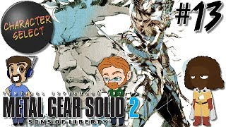 Metal Gear Solid 2 Part 13 - Take The Long Way For No Reason - CharacterSelect