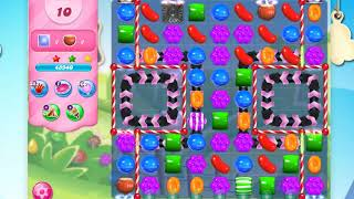 Candy Crush Saga Level 3417 -27 Moves- No Boosters
