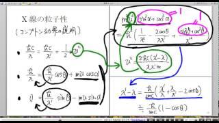 高校物理解説講義:「X線」講義13