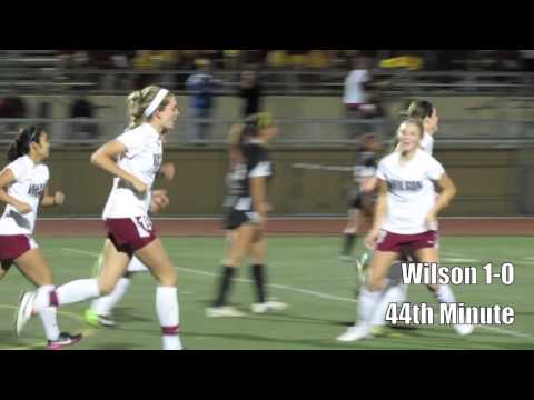 CIF Girls Soccer Championship: Long Beach Wilson vs. Sunny Hills