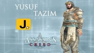 Yusuf Tazim Assassin's Creed Revelation Skin GTA San Andreas Mod