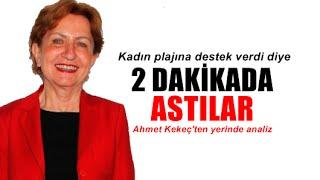 Ahmet Kekeç : Gerici plaja ilk kurşunu Ahmet Altan atmıştı!
