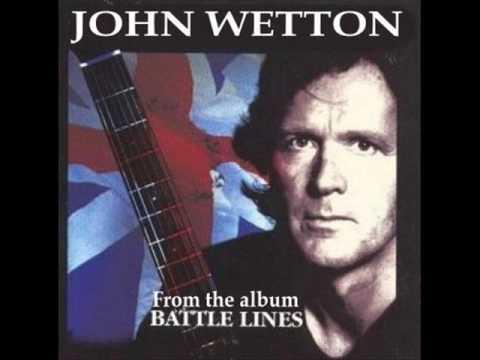 JOHN WETTON (ASIA) - JANE feat STEVE LUKATHER (TOTO)
