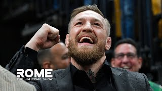"Conor McGregor Is On His Best Behavior vs. Donald ""Cowboy"" Cerrone 