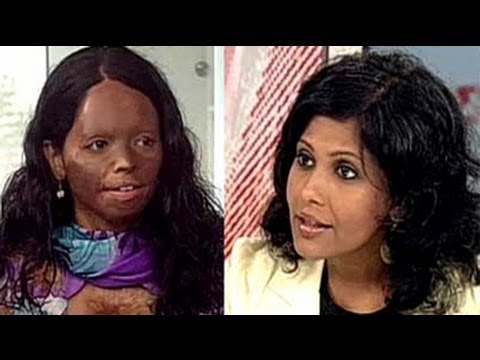 Acid attacks: How a victim became a champion