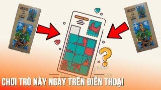Giúp bạn trở về tuổi thơ với game ghép hình trên điện thoại