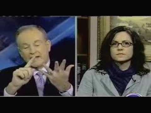 "Bill O'Reilly Calls Guest "" Lunatic "" Twice And It Gets Much Worse. (AFTERWARDS, watch part two conclusion--video response below called: O'Reilly hates on Ja..."