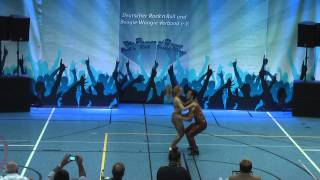 Franziska Schmidt & Paul Weiland - Hupfadn Turnier 2015