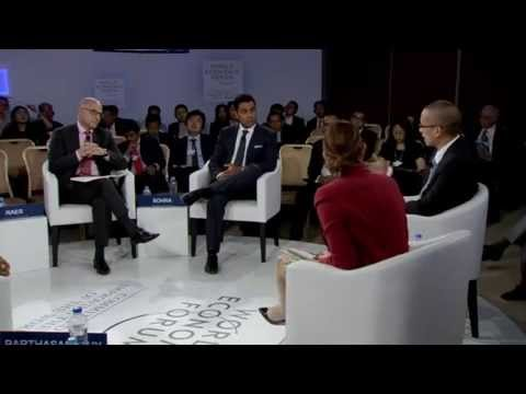 Strategic Shifts in Finance - World Economic Forum, China 2014 (Part 2)