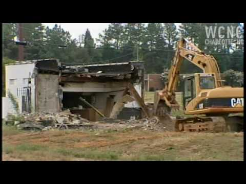 Coffee Cup restaurant demolished