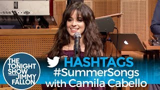 Download Lagu Hashtags: #SummerSongs with Camila Cabello Gratis STAFABAND