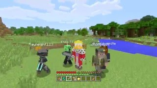 Minecraft: Xbox One - Serie c/ Youtubers Ep.1