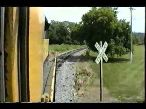 Cab ride on the NYS&W 2012 in Cortland,NY-2001