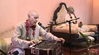 2010.04.06. Kirtan by H.G. Sankarshan Das Adhikari - Riga, LATVIA