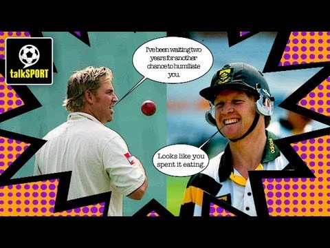 10 Funny Cricket Sledges | Ashes Lols | Comeback Kings video