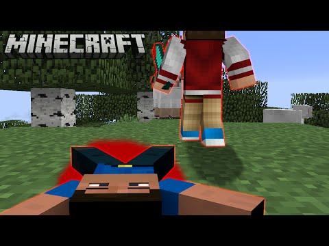 УБИЙСТВО В ЛЕСУ - Minecraft Прохождение Карты