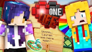 I Almost DIED for Meghan's Friendship!! | Ep. 7 | One Life Minecraft SMP