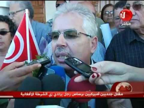image vid�o تأجيل النظر في قضية عميد كلية منوبة