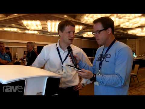 E4 AV Tour: Gary Kayye Interviews Barco, Checks Out ClickShare and New Projectors