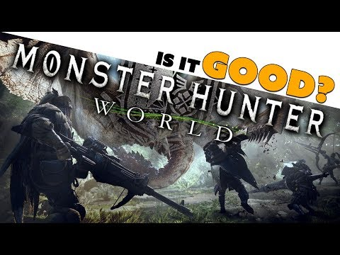 You NEED to Play Monster Hunter World? - The Know Game News