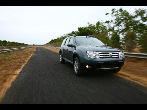 2012 Renault Duster walkaround on OVERDRIVE