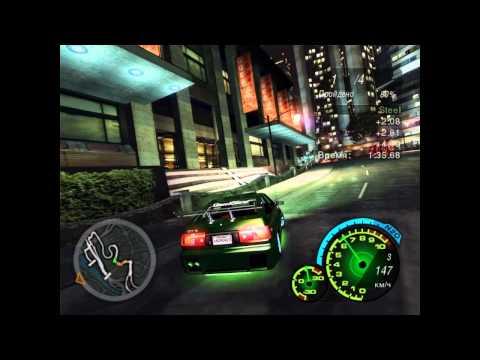 Видео play на игру Need For Speed Underground 2(Part 3)