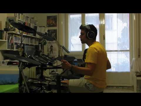 Ozzy Osbourne - Mr Crowley DRUM Cover by Paolino [HD 1080p]