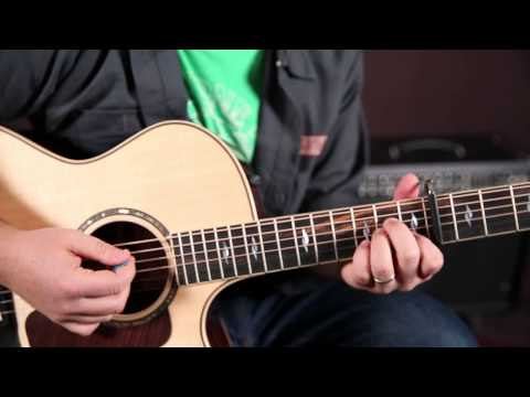 Coldplay - Sky Full Of Stars - How To Play On Guitar - Easy Acoustic Songs