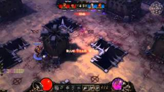 Diablo 3 PvP Arena (duel) HD